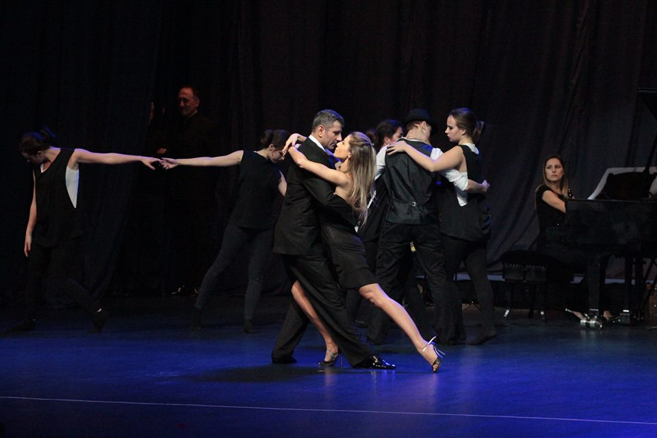 tango beograd škola Cadena