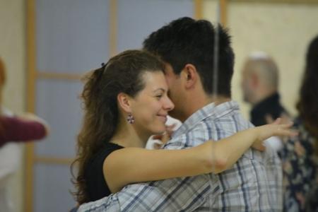 Cadena tango school
