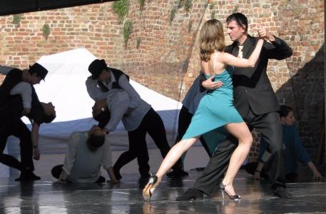 Tango u Beogradu - skola tanga Cadena i ArtDance Beograd, tango Beograd, Belgrade tango