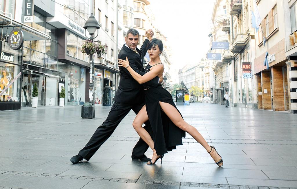 tango Knez Mihailova